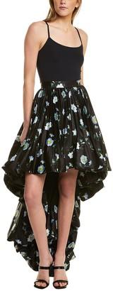 Flor Et. Al Flor Et.Al High-Low Maxi Skirt