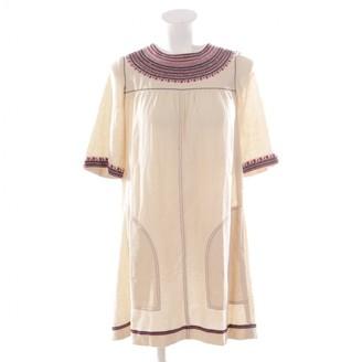Etoile Isabel Marant Beige Silk Dresses