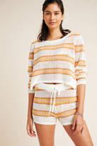 L-Space L Space Horizon Crochet Cover-Up Shorts