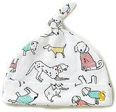 Joules Baby Boys Newborn-9 Months Dog-Print Hat