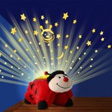Pillow Pets Dream Lites - Ms. Ladybug 11