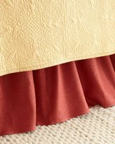 Sherry Kline Home Queen Granada Paprika Dust Skirt