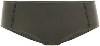 Eres Lumiere Monica Stretch-jersey Mid-rise Briefs