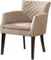 Madison Park Alexis Quilted-Back Dining Chair