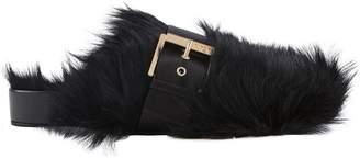 N°21 N 21 Fur mules
