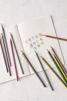 Urban Outfitters Metallic Colored Pencils Set