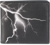 Marcelo Burlon County of Milan lightening bolt billfold wallet