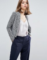 Asos Salt and Pepper Ponte Blazer