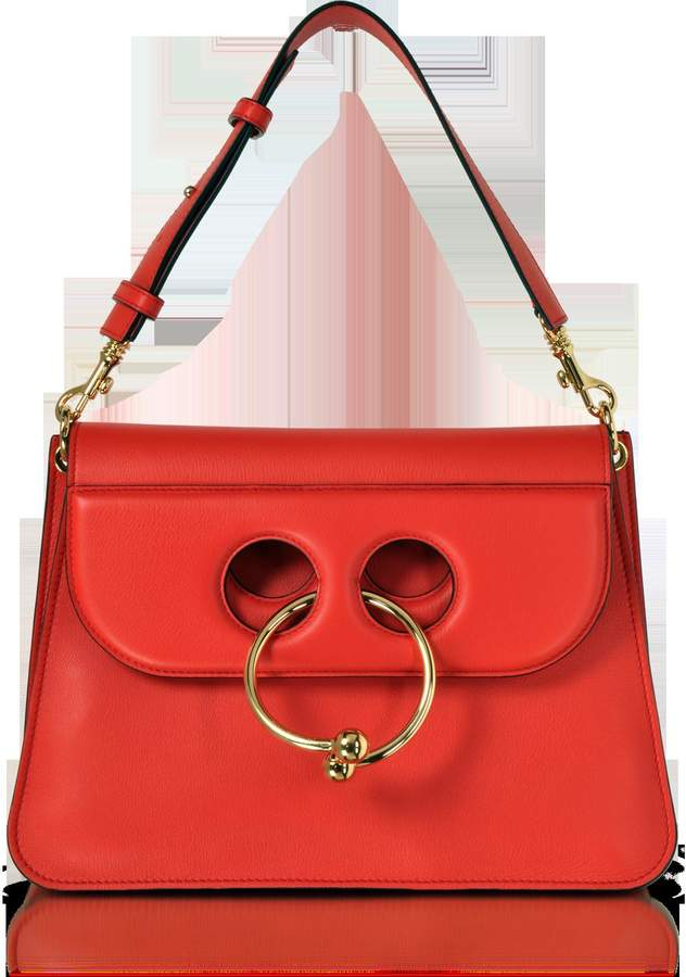 J.W.Anderson Scarlet Medium Pierce Bag