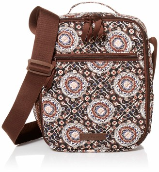 Vera Bradley Signature Cotton Deluxe Bunch Lunch Bag