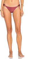 Vix Paula Hermanny Solid Thai Bikini Bottom