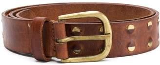 Mes Demoiselles Studded Leather Belt