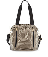 Cynthia Rowley Malia Nylon Drawstring Bag
