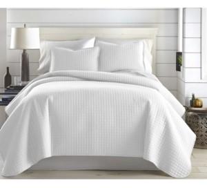 SouthShore Fine Linens Oversized Lightweight Quilt and Sham Set Bedding