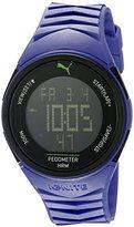 Puma Unisex PU911351001 91135 Ignite Digital Display Quartz Blue Watch