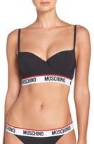 Moschino Women's Longline Underwire Bra