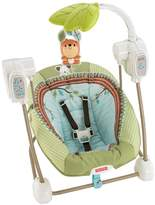 Fisher-Price SpaceSaver Swing and Seat Forest Fun Baby/Kids New BBD089993