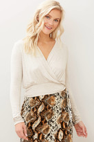 Sage The Label Cool Breeze Top Oatmeal S