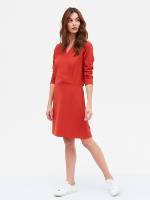 Hartford Paprika Regard Dress - 10 - Red