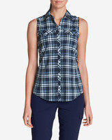 Eddie Bauer Women's Mountain Sleeveless Shirt