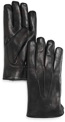 Bloomingdale's The Men's Store at Fur-Lined Gloves - 100% Exclusive