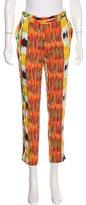 Celine Batik Print Cropped Pants w/ Tags