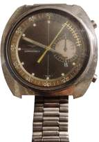 Longines Nonius Flyback Stainless Steel Vintage Mens Watch