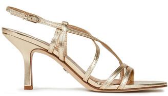 Sam Edelman Paislee Metallic Leather Sandals