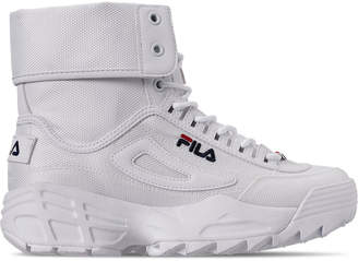 Fila Women's Disruptor Ballistic Casual Shoes