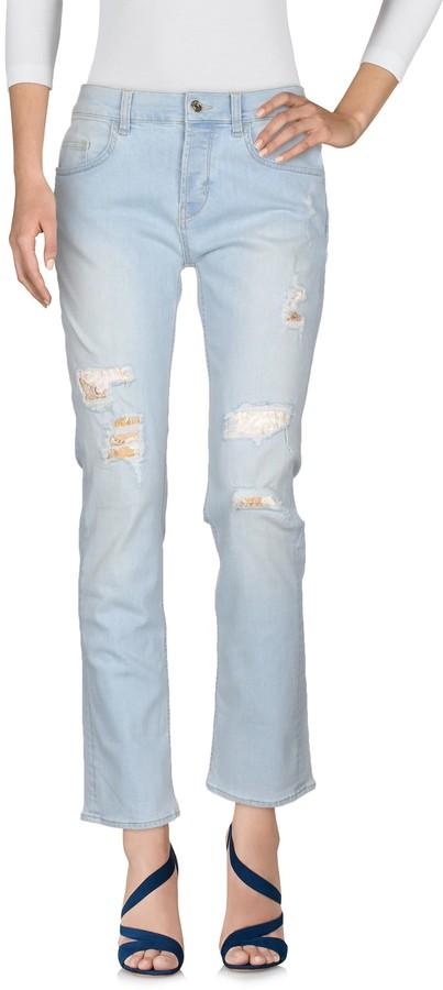 Liu Jo Denim pants - Item 42674379XR