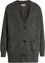 Etoile Isabel Marant Clawson mohair-blend cardigan