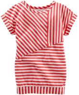 Osh Kosh Toddler Girl Banded Striped Tee