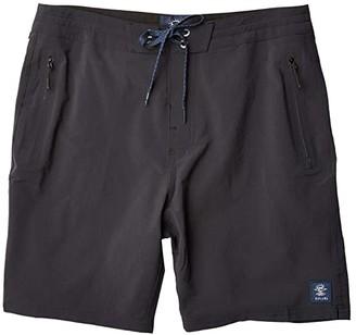 Rip Curl Searchers Layday (Black) Men's Swimwear