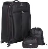 Samsonite Hyperspace 26 Spinner (Galaxy Black) Pullman Luggage