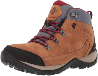 Columbia Women's FIRE Venture S II MID Waterproof Hiking Shoe