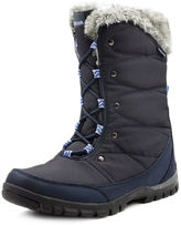 Northside Brecklin Womens Lace Up Waterproof Slip Resistant Winter Boots