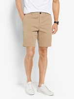 Michael Kors Slim-Fit Cotton-Twill Shorts