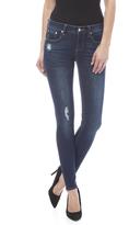 Just USA Mid Slim Straight Jean