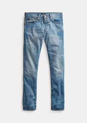 Ralph Lauren Varick Slim Straight Jean