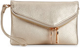 Urban Expressions Light Gold Lucy Convertible Clutch