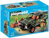 Playmobil Adventure Pickup Truck Playset - 5558