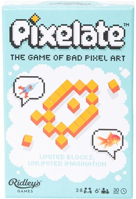 Wild And Wolf Pixelate Art Game