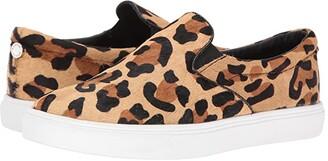 Steve Madden Ecentrcl Sneaker (Leopard) Women's Shoes