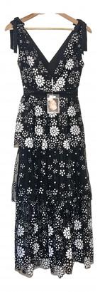 Self-Portrait Black Lace Dresses