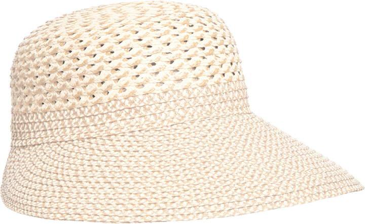 Trophy Gal Straw Sun Hat
