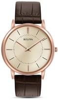 Bulova Slim Watch, 40mm