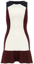 Dorothy Perkins Closet Panel pep hem cut out dress
