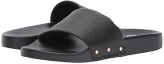 Dr. Scholl's Pisces - Original Collection (Black Leather) Women's Shoes