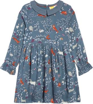 Boden Mini Woodland Print Dress