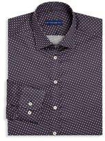 Etro Regular-Fit Printed Dress Shirt